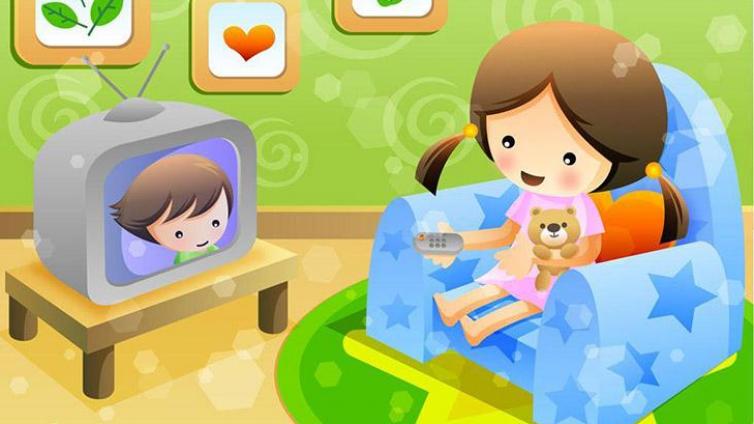 孩子看不看电视差别竟然这么大!家长要注意了……